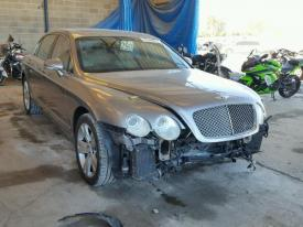 Salvage Bentley Continental Flying Spur